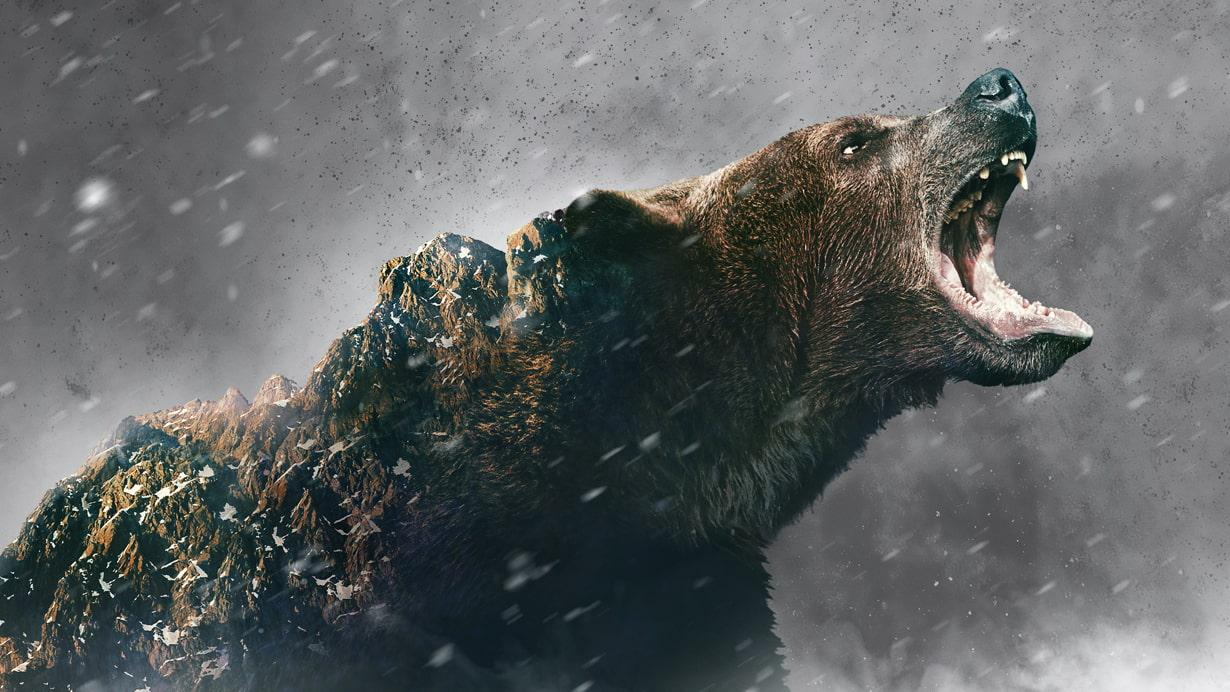 Arctic Alone: Grizzly Mountain